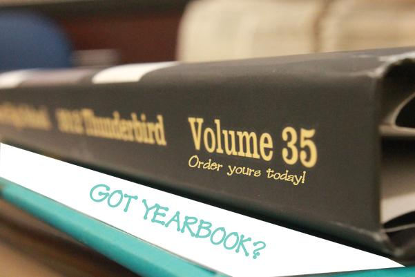 Get your yearbook today! Bring $75 to the journalism department, room 426. Photo by