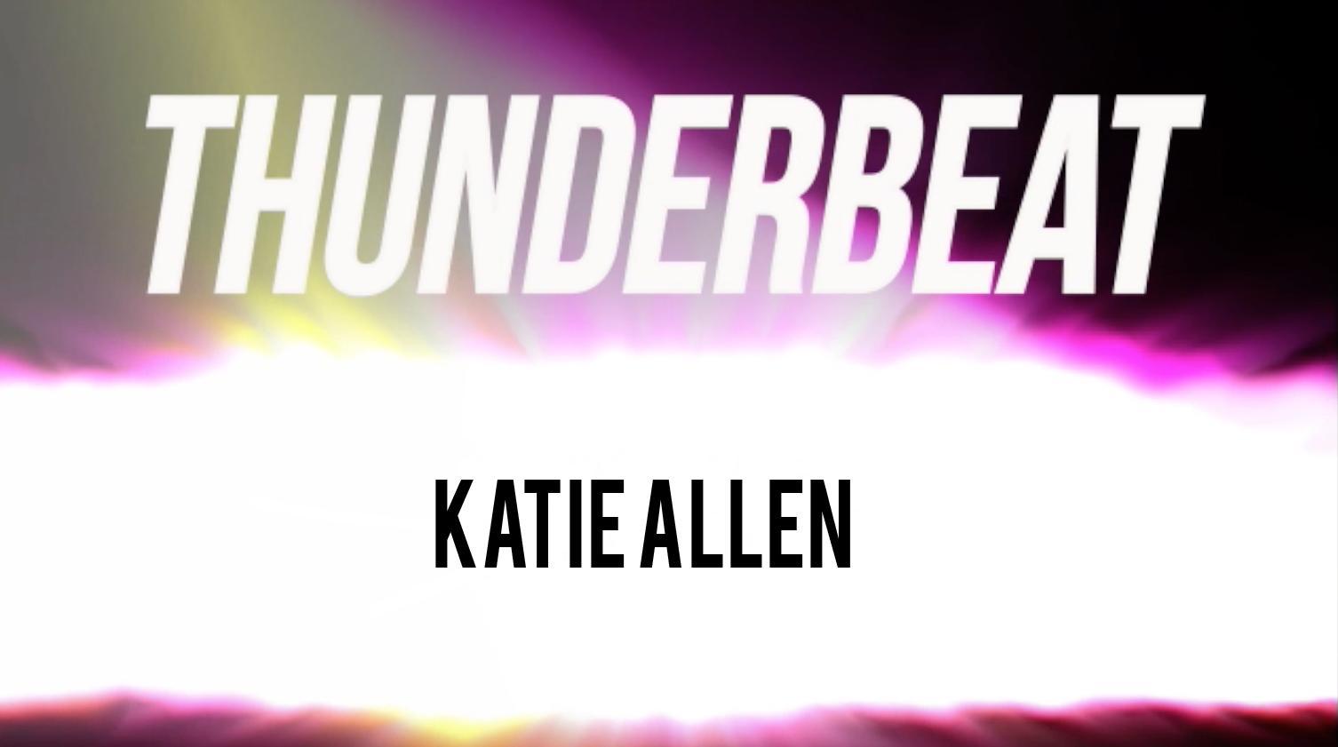 Katie Allen, commentary