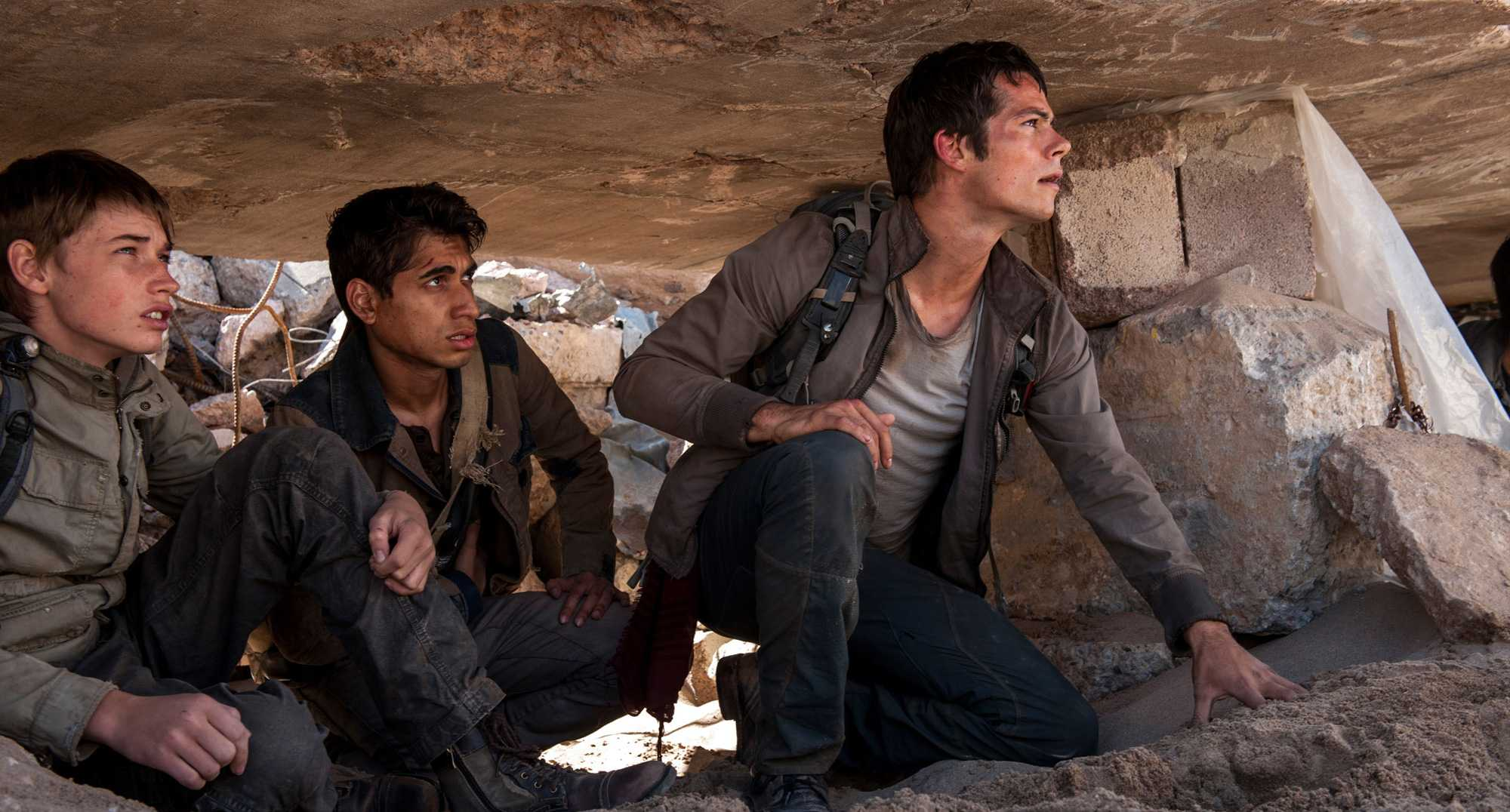 'Maze Runner: Scorch Trials' is now playing at Marcus Twin Creek Cinemas.